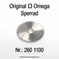 Omega Sperrad Part Nr. Omega 260-1100 Cal. 30 30T1 30T2 30T2PC 260 261 265 266 267 268 269 283 284 285 286