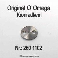 Omega Kronradkern Part Nr. Omega 260-1102 Cal. 30 30T1 30T2 30T2PC 260 265 266 267 269 283 284 285 286