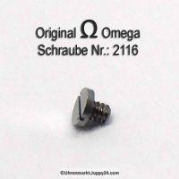 Omega Schraube 2116 Part Nr. Omega 2116