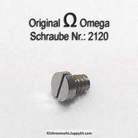 Omega Schraube 2120 Part Nr. Omega 2120