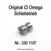 Omega Schiebetrieb Part Nr. Omega 330 1107 Cal. 330 331 332 333 340 341 342 343 344 350 351 352 353 354 355
