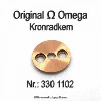 Omega Kronradkern Part Nr. Omega 330 1102 Cal. 330 332 333 340 342 344 350 351 353 354