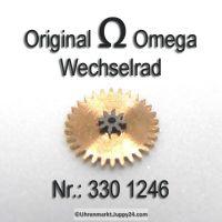 Omega Wechselrad 330-1246 Omega 330 1246 Cal. 330 331 332 333 340 341 342 343 344 350 351 352 353 354 355