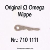 Omega Wippe Part Nr. Omega 710-1111 Cal. 710 711 712