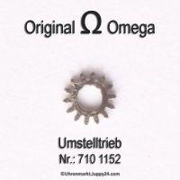Omega Umstelltrieb Part Nr. Omega 710 1152 Cal. 710 711 712