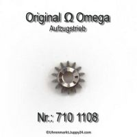 Omega Aufzugstrieb Part Nr. Omega 710 1108 Cal. 710 711 712