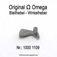 Omega Stellhebel Omega 1000 1109 Omega Winkelhebel Cal. 1000 1001 1002