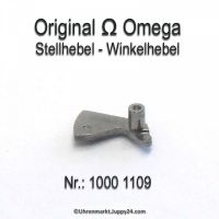 Omega Stellhebel - Omega Winkelhebel Part Nr. Omega 1000 1109 Cal. 1000 1001 1002