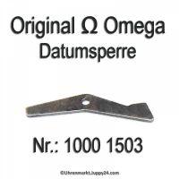 Omega 1000-1503 Omega Datumsperre, Sperrhebel 1000 1503 Cal. 1000 1001 1002