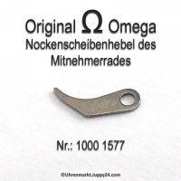 Omega Nockenscheibenhebel des Mitnehmerrades, Part Nr.: Omega 1000 1577 Cal. 1000 1001 1002