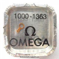 Omega Spiralklötzchenträger Part Nr. Omega1000 1363 Cal. 1000 1001 1002