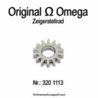 Omega Zeigerstellrad Omega 320-1113  Cal. 320 321