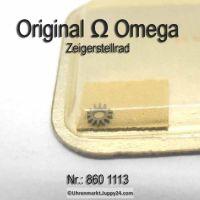 Omega Zeigerstellrad Omega 860-1113 Cal. 860 861 865 866
