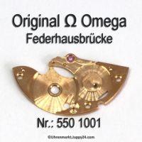 Omega Federhausbrücke Part Nr. Omega 550 1001 Cal. 550 551 552 560 561 562 563 564 565