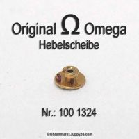 Omega Hebelscheibe mit Hebelstein Omega 100-1324 Cal 100 260 261 262 265 266 267 268 269 280 284 285 286