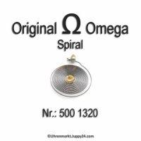 Omega Spirale Omega 500-1320 Cal. 490 491 500 501 502 503 504 505
