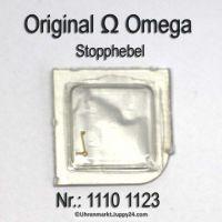 Omega 1110-1123 Stopphebel, Omega 1110 1123 Cal. 1110