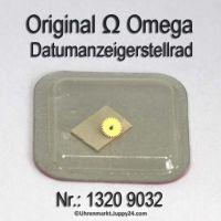 Omega 1320-9032 Datumanzeigerstellrad 1320 9032 Cal. 1320 1325