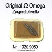 Omega 1320-9050 Zeigerstellwelle, Stellwelle 1320 9050 Cal. 1320