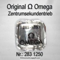 Omega Zentrumsekundentrieb 283-1250 Omega 283 1250 Cal. 283