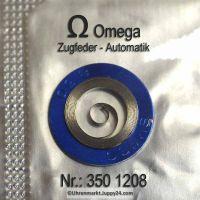 Omega Zugfeder 350 1208 Omega Zugfeder 28,10-1208 Omega Schleppfeder Cal. 350 351 352 353 354 355