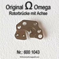 Omega Rotorbrücke mit Achse 660-1043 Omega 660 1043 Cal. 660