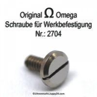Omega Schraube für Werkbefestigung 2704 Omega 2704
