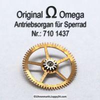 Omega 710-1437, Omega Antriebsorgan für Sperrad, Omega 710 1437 Cal. 710 711 712 715