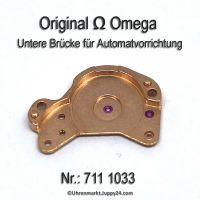 Omega 711 1033 Untere Brücke für Automatvorrichtung, Omega 711-1033 Cal. 711 712