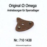 OMEGA 710-1438, Antriebsorgan für Sperradlager, Omega 710 1438 Cal. 710 711 712