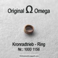 Omega 1000 1156 Kronradtrieb Ring, Omega 1000-1156 Cal. 1000 1001 1002