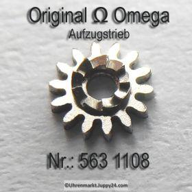 Omega Aufzugstrieb Omega 563-1108 Cal. 563 564 565 750 751 752