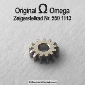 Omega Zeigerstellrad Omega 550-1113 Cal.  550 551 552 560 561 562 563 564 565 600 750 751 752