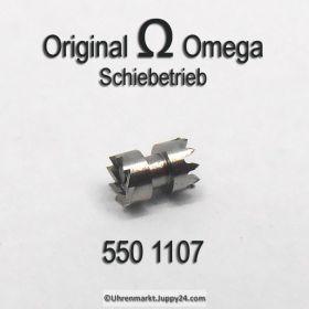 Omega Schiebetrieb Omega 550-1107 Cal.  550 551 552 560 561 562 563 564 565 600 601 602 610 611 613 750 751 752