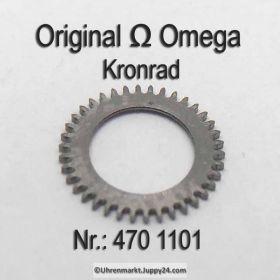 Omega Kronrad Omega 470-1101 Cal. 470 471 490 491 500  bis 505 550 551 552 560 bis 565 600 bis 613 750 751 752