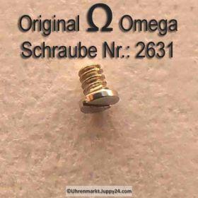 Omega Schraube 2631 Part Nr. Omega 2631