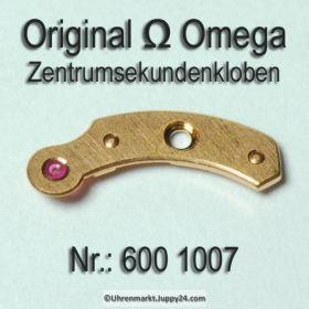 Omega Zentrumsekundenkloben Omega 600-1007 Cal. 600 610