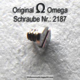 Omega Schraube 2187 für Kronradkern Omega 2187