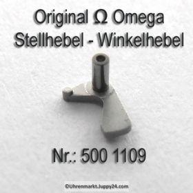 Omega Stellhebel Omega 500-1109 Cal. 490 491 500 501 502 503 504 505 600 601 602 610 611