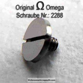 Omega Sperradschraube 2288 Part Nr. Omega 2288