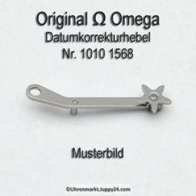 Omega 1010-1568 Korrekturhebel für Datum Schnellverstellung, Omega 1010 1568 Cal.1010 1011 1012 1030 1035