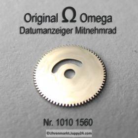 Omega Datumanzeiger Mitnehmrad Part Nr. Omega 1010 1560 Cal. 1010 1011 1012 1020 1021 1022 1030 1035