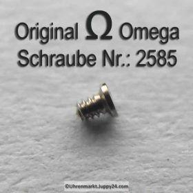 Omega Schraube 2585 Part Nr. Omega 2585