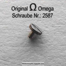 Omega Schraube 2587 Part Nr. Omega 2587