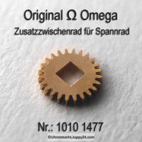 Omega 1010-1477, Omega Zusatzzwischenrad für Spannrad 1010 1477 Cal. 1010 1011 1012 1020 1021 1022