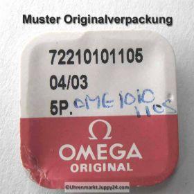 Omega Sperrkegelfeder Omega 1010-1105 Cal. 1010 1011 1012 1020 1021 1022 1030 1035