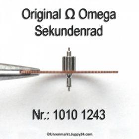 Omega Sekundenrad 1010-1243 Omega 1010 1243 Cal. 1010 1011 1020 1021 1022 1030 1035