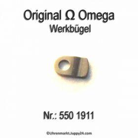 Omega 550-1911 Werkbügel, Werkbefestigungsbügel Omega 550 1911
