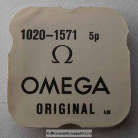 Omega 1020-1571 Mitnehmer für Tagesstern Omega 1020 1571 bezw. Omega 1020-1562 Cal. 1020 1021 1022