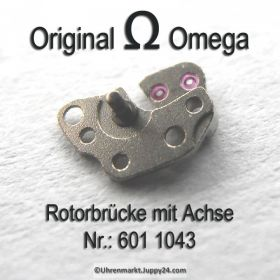 Omega Rotorbrücke mit Achse 661-1043 Omega 661 1043 Cal. 661